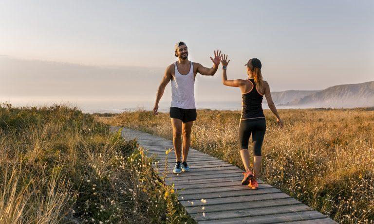 deporte relacion de pareja