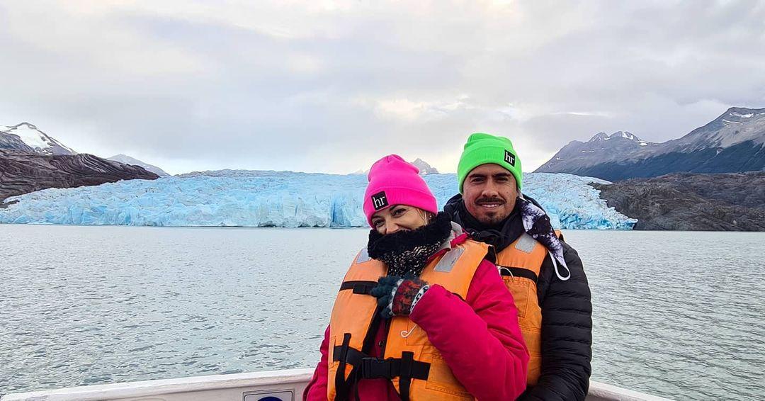 Yamila Reyna Y Diego Sanchez En La Patagonia