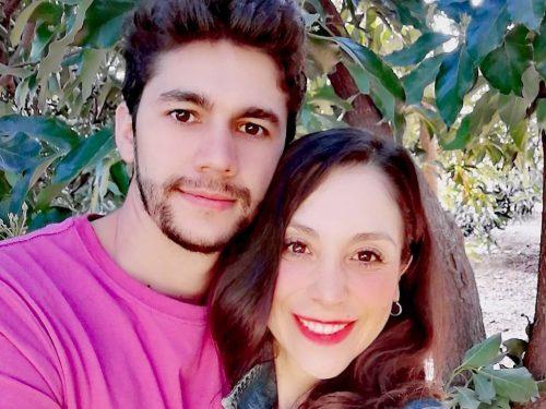 Yamna Y Su Esposo Rodrigo Ramirez