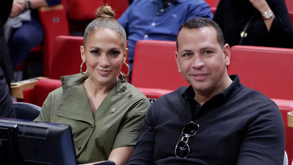 Jennifer López y su prometido