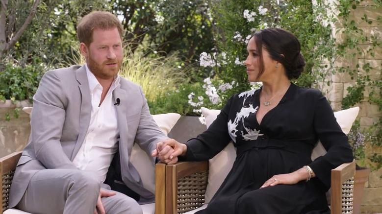 Entrevista a Príncipe Harry y Meghan Markle