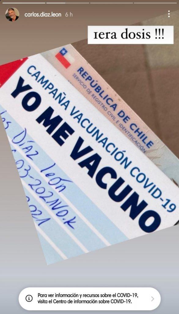 Carlos Díaz Vacuna Covid