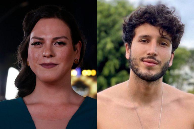 Sebastián Yatra y Daniela Vega tienen química en su nueva serie