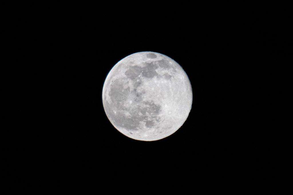 Full Snow Moon Of 2021