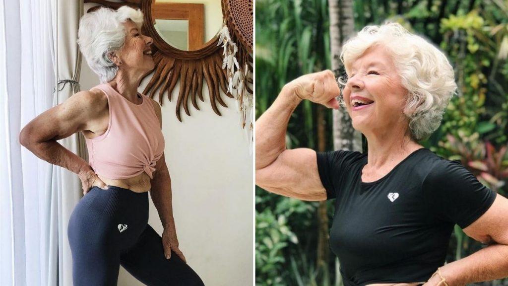 La Influencer Fitness De 75 Años Que Te Motivará A Entrenar