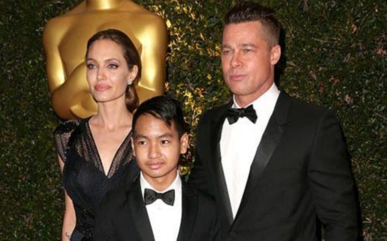 Hijo mayor de Angelina Jolie y Brad Pitt exige cambiarse de apellido