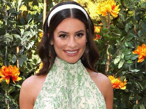 """""""Muy Aterrador""""  Lea Michele Cuenta Su Terrible Experiencia Con Su Embarazo"""