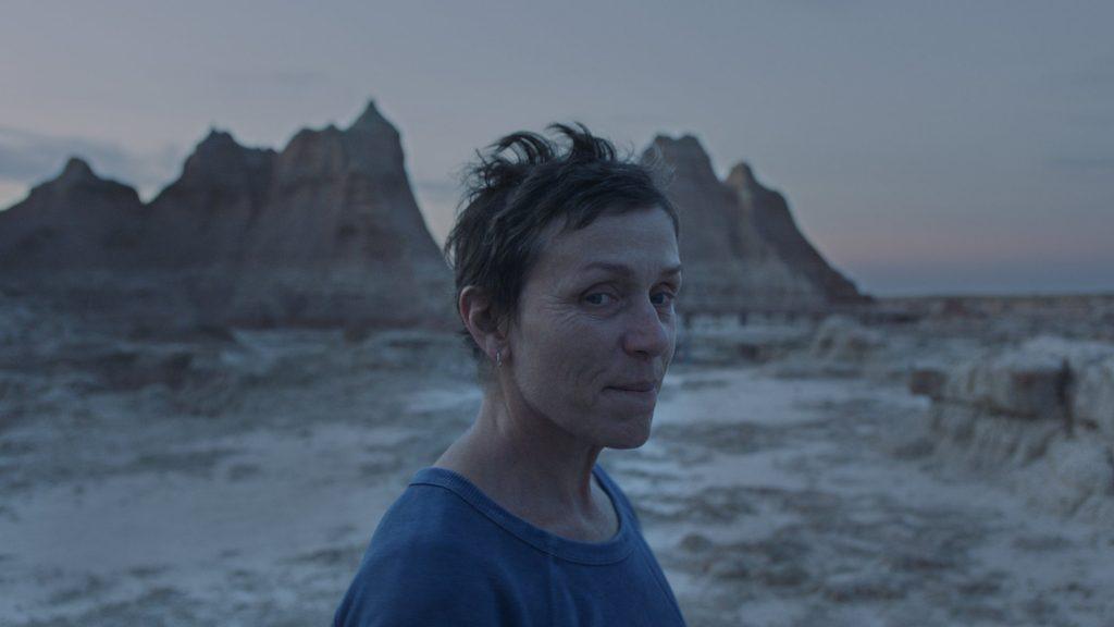 """Premios BAFTA 2021: """"Nomadland"""" lidera las nominaciones"""