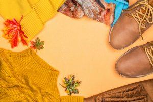 Woman's Autumn Fashion Set