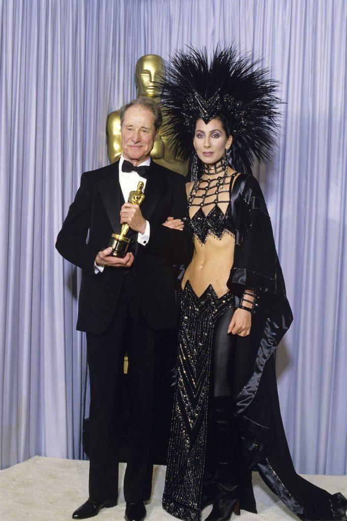 Cher Oscars look