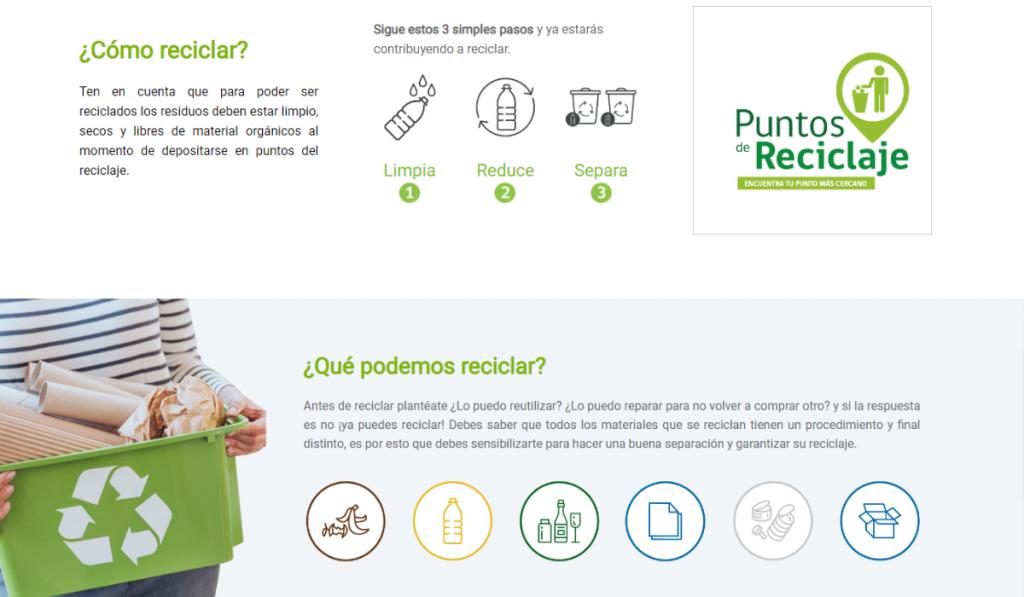 ¡Recicla tus residuos! Conoce los puntos verdes y limpios abiertos en pandemia