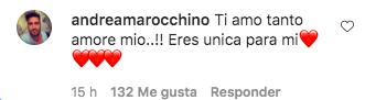 Andrea Marocchino Respuesta A Pancha Merino