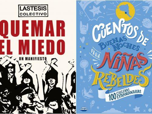 Concurso Libros de lastesis y niñas rebeldes