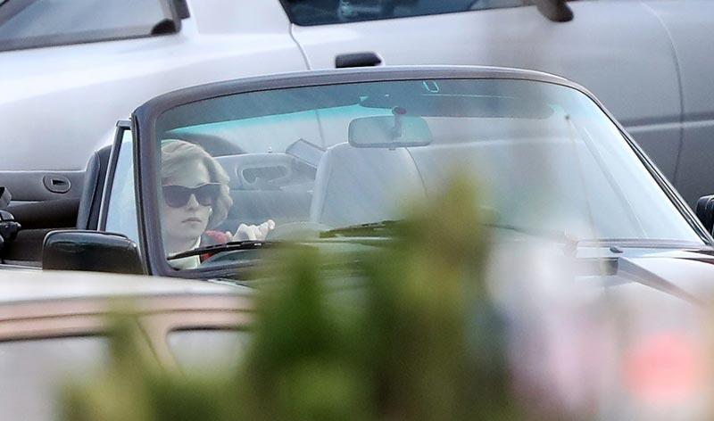 Kristen Stewart Lady Di 1