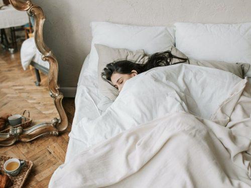 Posición Dormir Personalidad