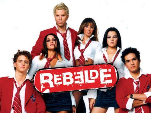 """Confirman a actriz de """"Rebelde"""" en la reversión de Netflix"""