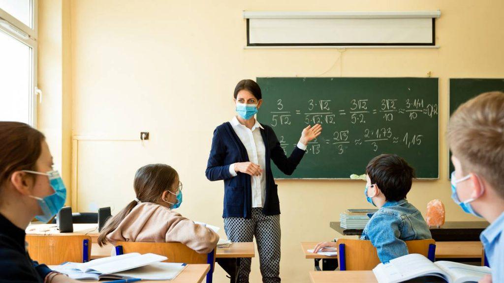 Colegios En Pandemia