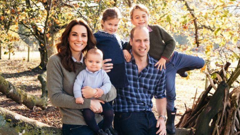 Duques De Cambridge Celebran El Cumpleaños De Su Hijo Louis Con Inédita Foto