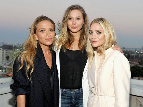 Elizabeth Olsen Asegura Que Quiso Cambiar Su Apellido Por Sus Hermanas