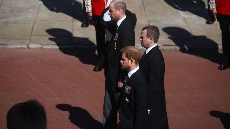 Harry Funeral