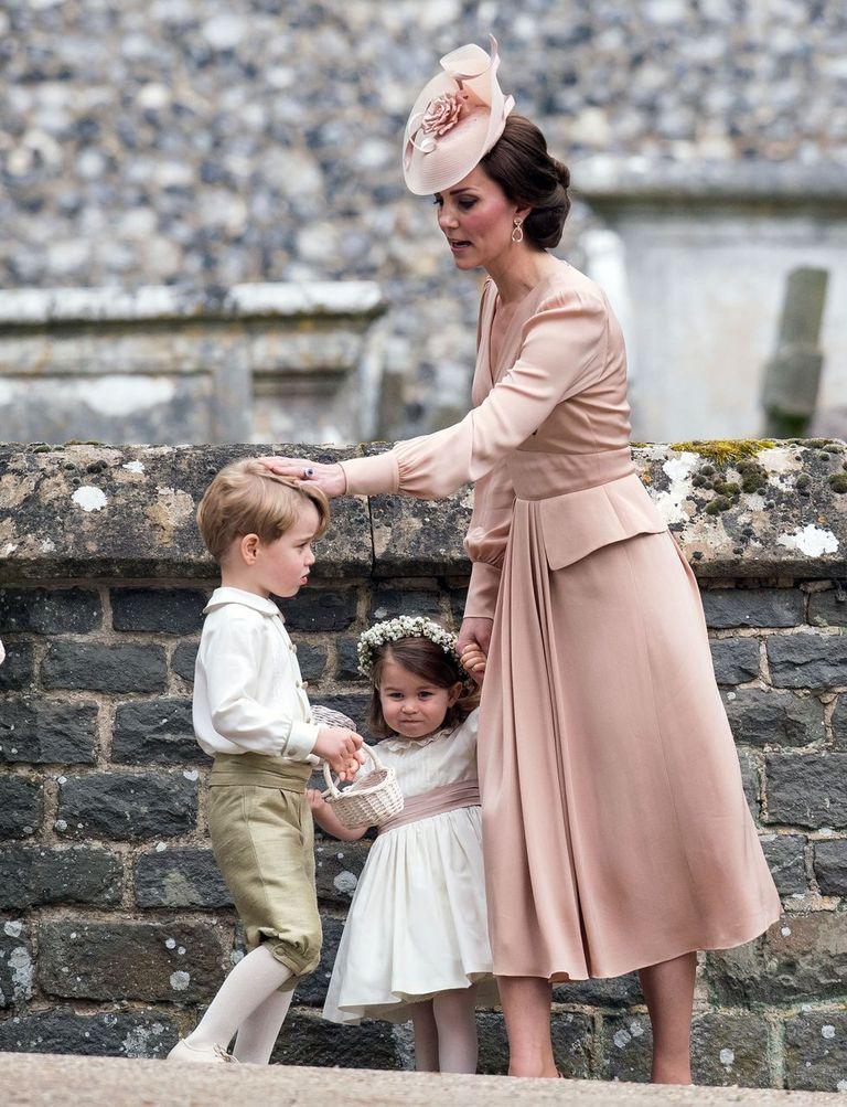 Kate Middleton Cariño Hijos