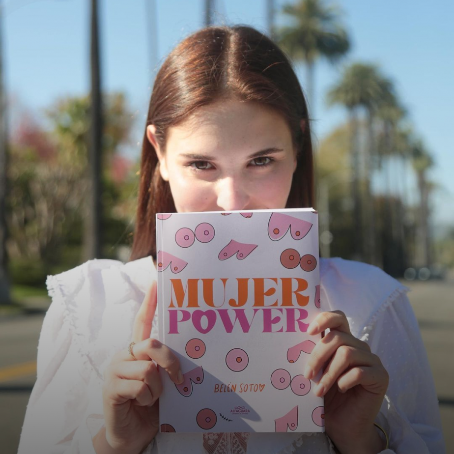 Mujer Power   Belén Soto
