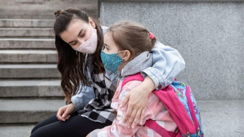 Niños Y Pandemia