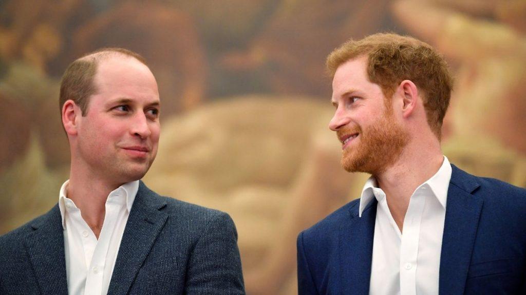Príncipe William Lucha Por Contenerse Tras Los Conflictos Con Harry