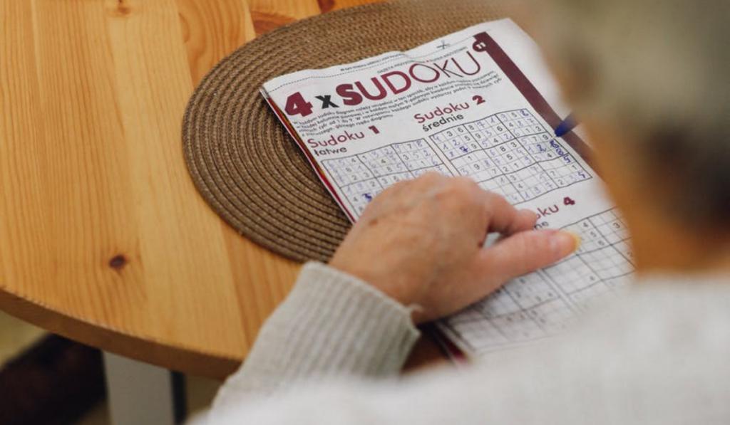 Sudoku, uno de los juegos para tu mente