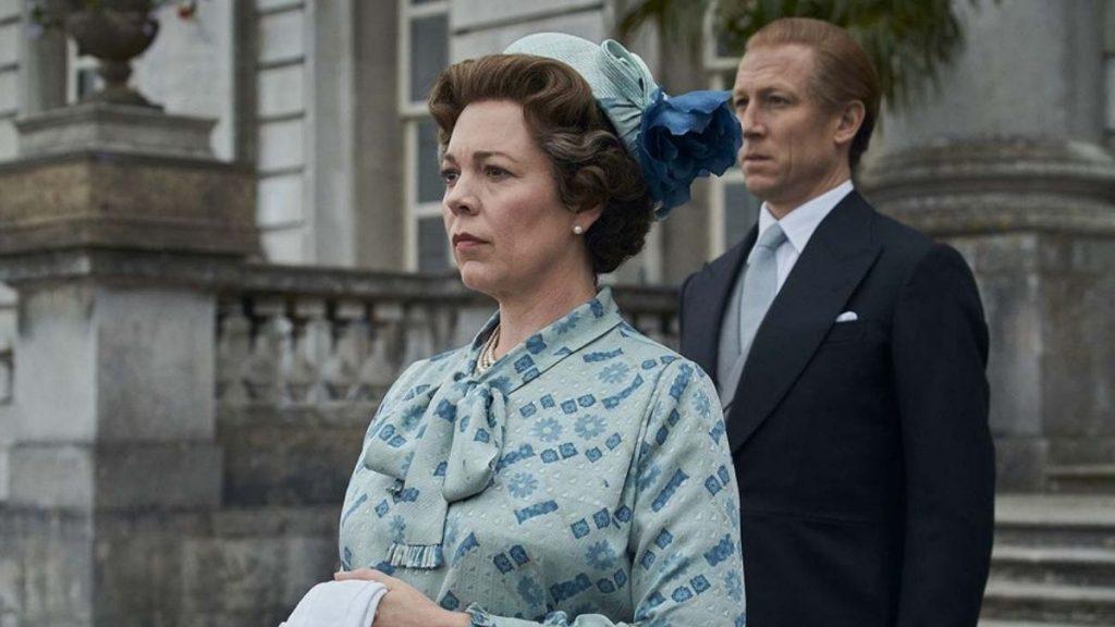 The Crown BAFTA TV