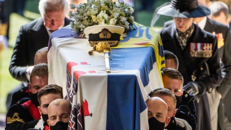 Todos Los Secretos Que No Viste En El Funeral Del Duque De Edimburgo