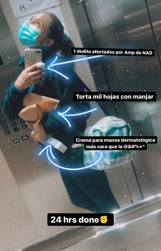 Angela Duarte Trabajo