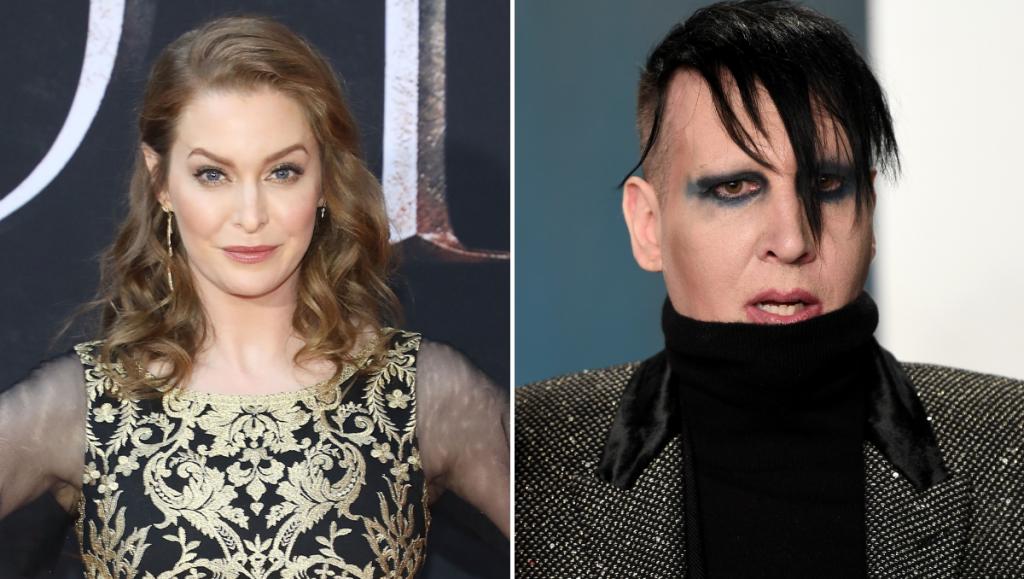 Bianco Demanda A Marilyn Manson Por Violacion Y Abuso