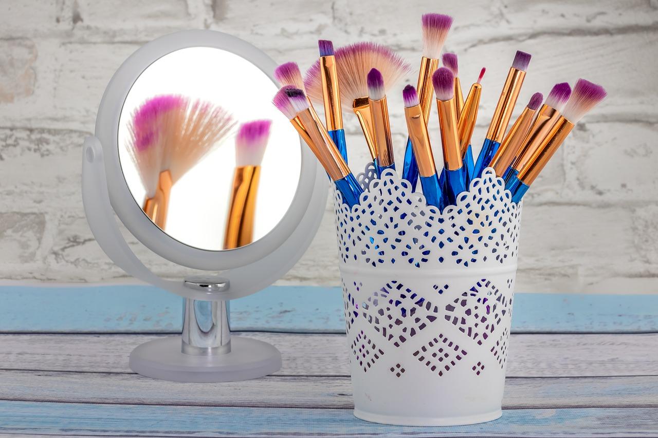 Brochas De Maquillaje Limpiar Con Este Producto