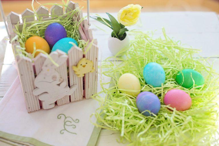 Decoracion Pascua