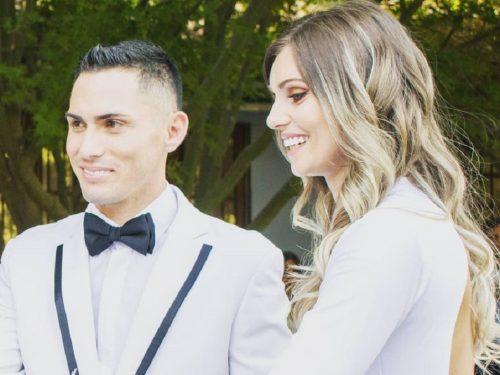 Faloon Larraguibel Y Jean Paul Pineda Matrimonio