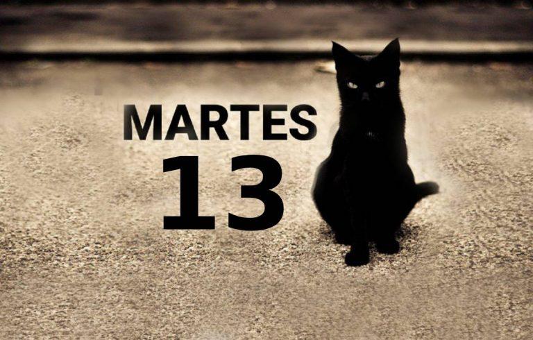 Martes 13 Significado