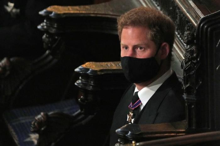 Principe Harry Funeral Duque De Edimburgo