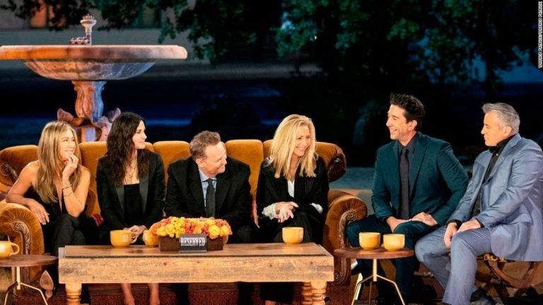 ¡No Te Hagas Ilusiones! El Elenco De Friends Confirma Que No Se Volverán A Reunir En La TV