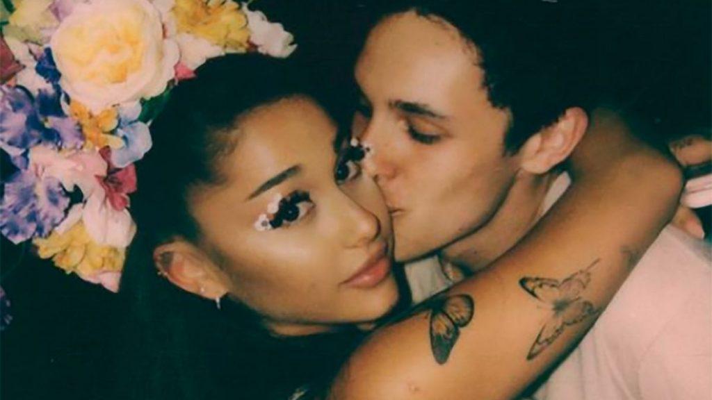 ¡Se Casó En Secreto! Ariana Grande Oficializa Su Relación Con Dalton Gomez