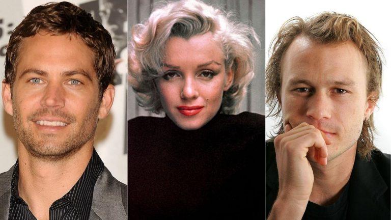 Actores Fallecidos