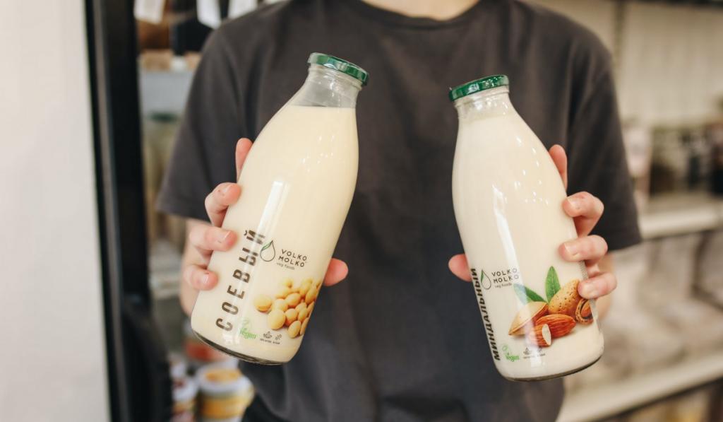 """Más sustentable: Aumenta el mercado de los alimentos """"plant based"""""""