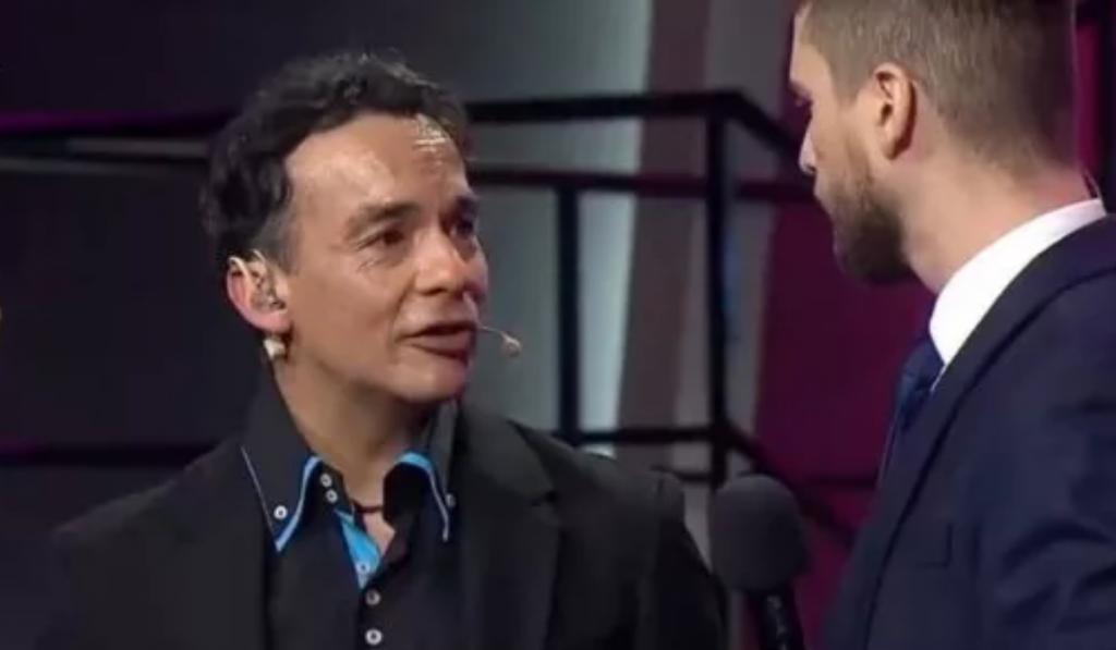 """Álvaro López recibió duras críticas por su desempeño como jurado en """"Yo Soy"""""""