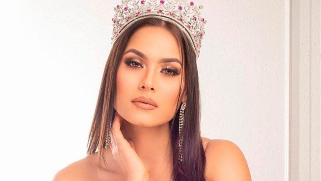 Andrea Meza De México Se Queda Con La Corona Del Miss Universo