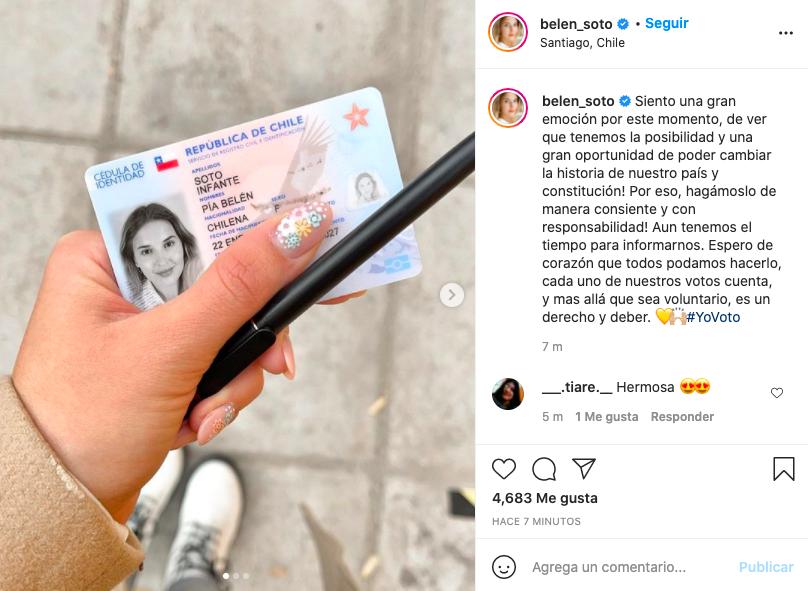 Belén Soto Voto