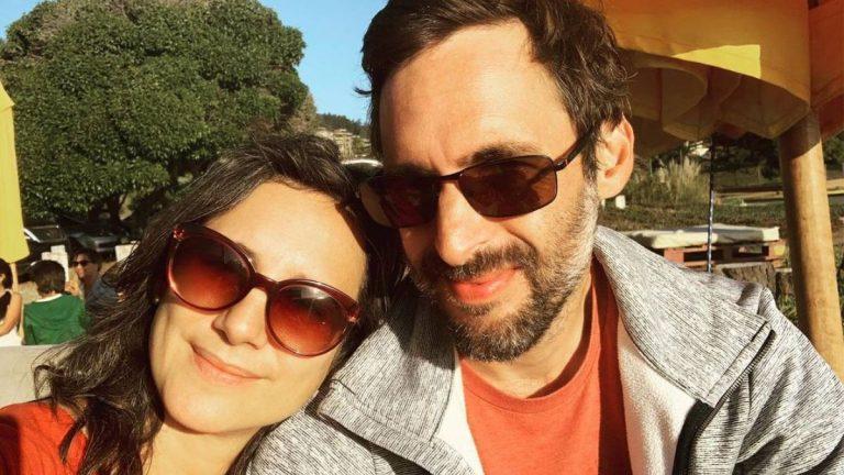 Blanca Lewin A Daniel Matamala
