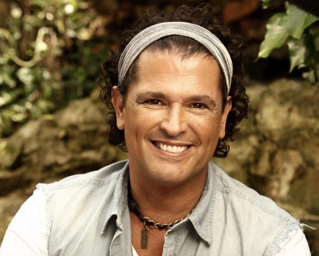 Cantante Carlos Vives