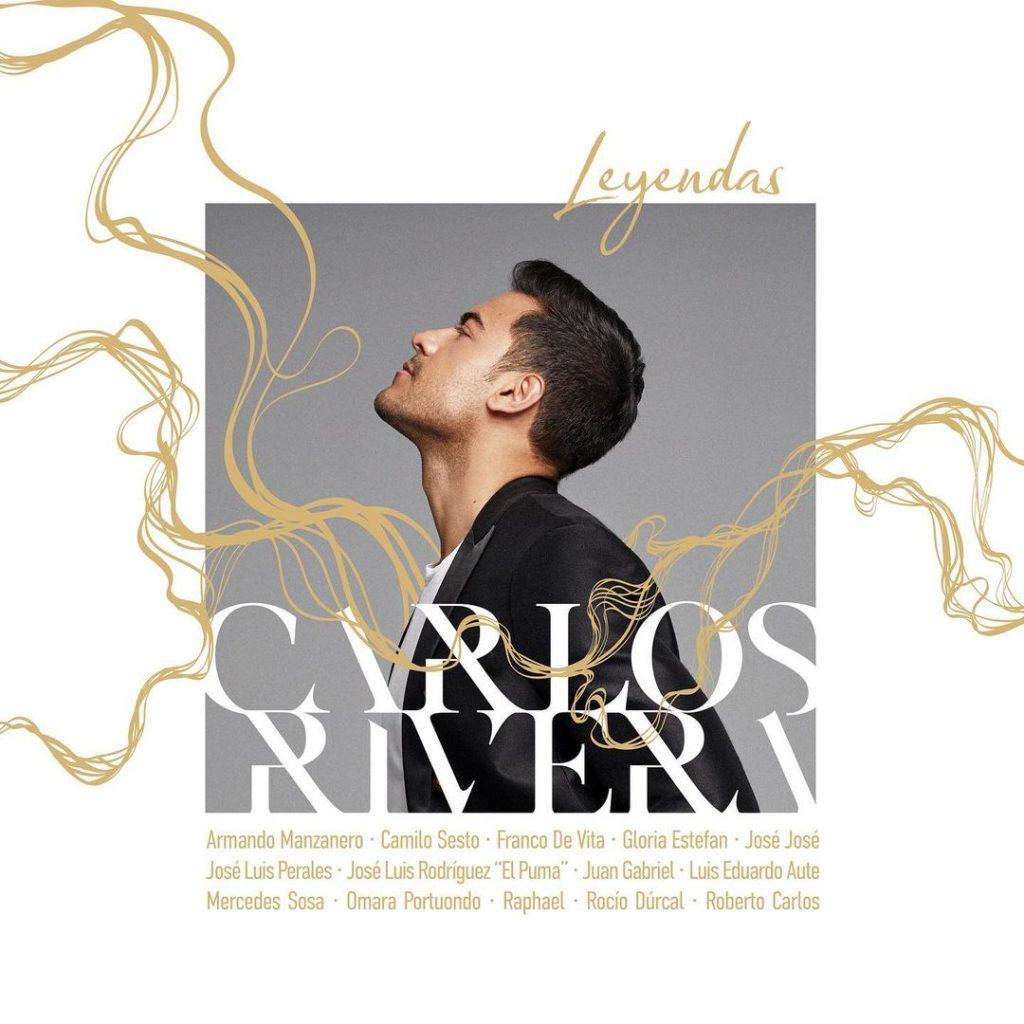 """Carlos Rivera sobre """"Leyendas"""": """"Es el proyecto mas importante de mi carrera"""""""
