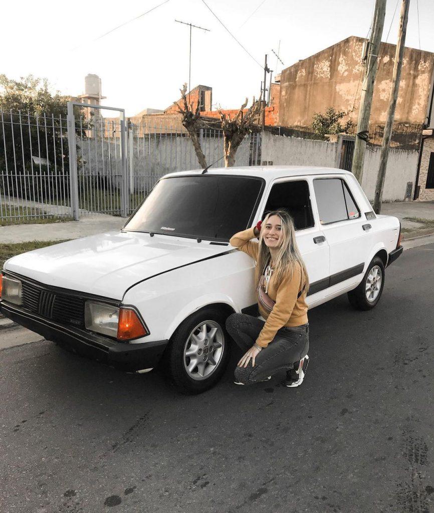 Chica Argentina