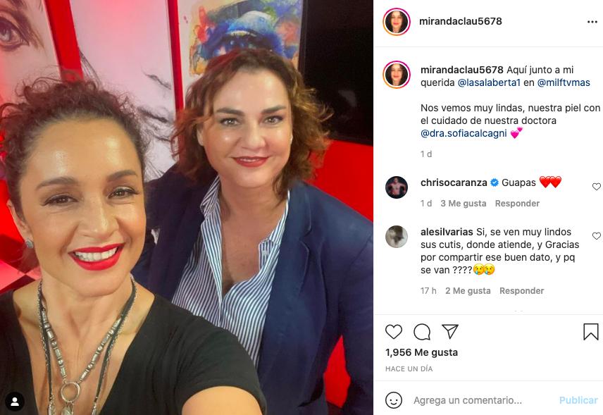 Claudia Miranda Milf